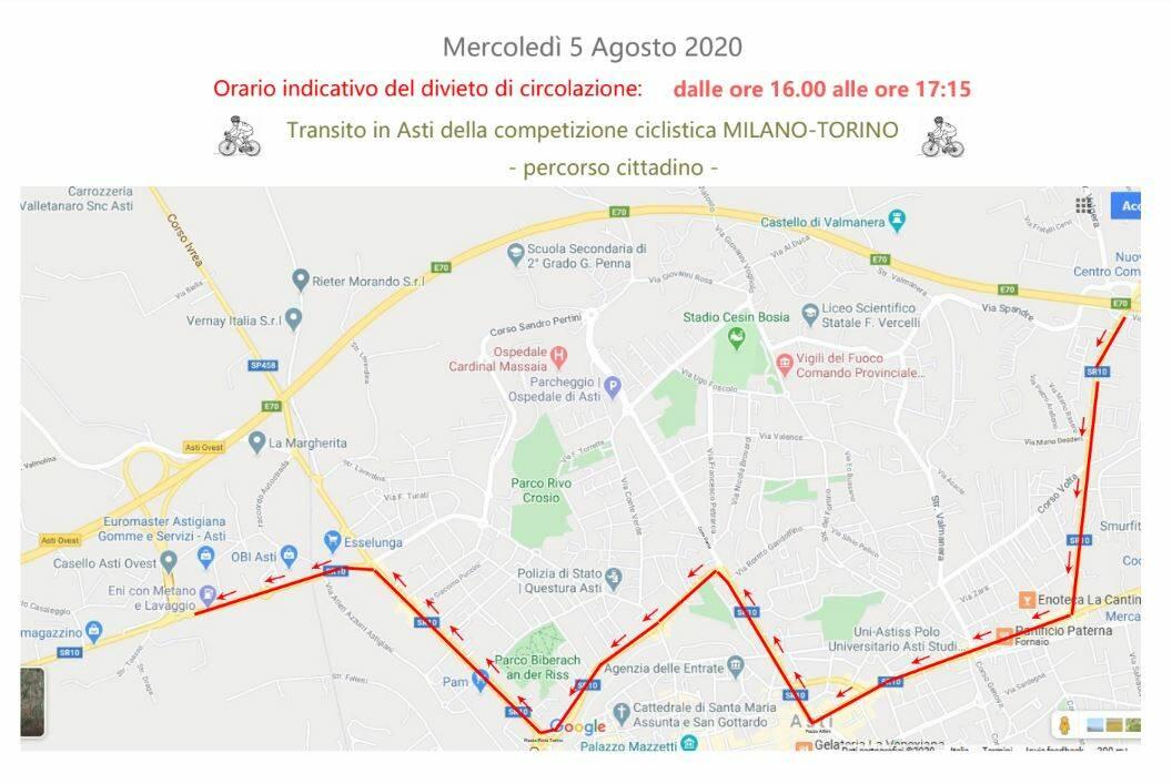 Asti, come cambia la viabilità con il passaggio della Milano Torino