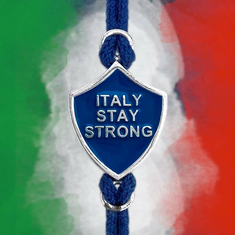 braccialetti italy stay strong