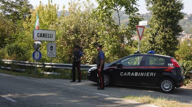 carabinieri canelli