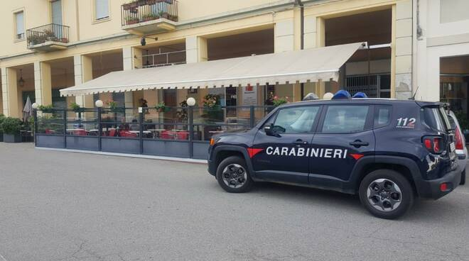 carabinieri moncalvo