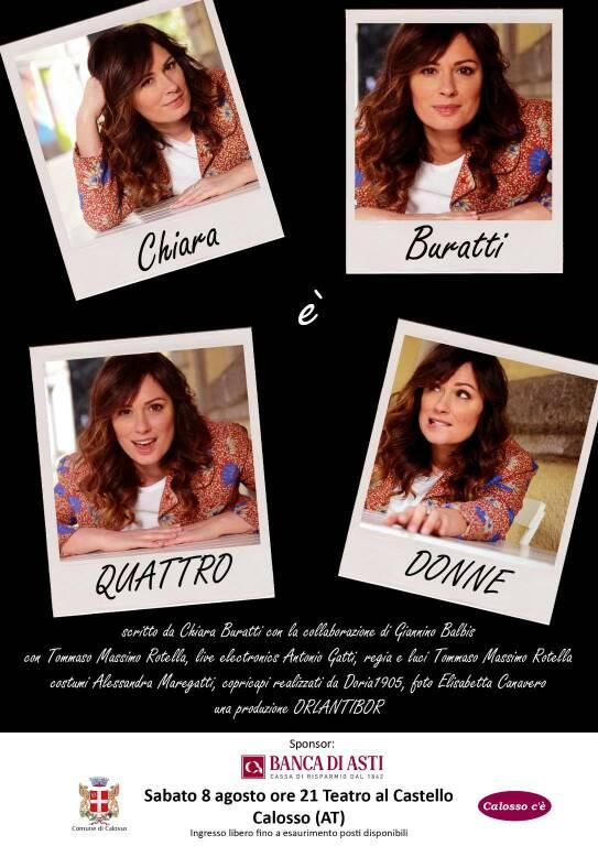 Chiara Buratti in