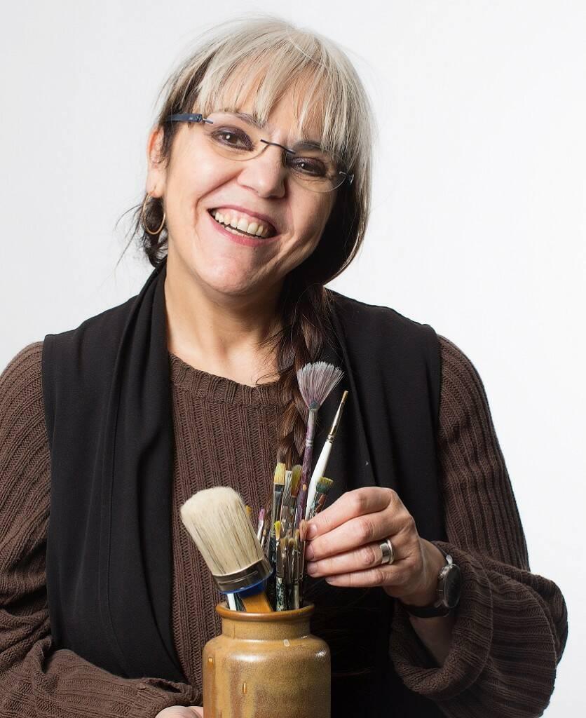 Govone, al castello la mostra dell'illustratrice, pittrice e fumettista Cinzia Ghigliano