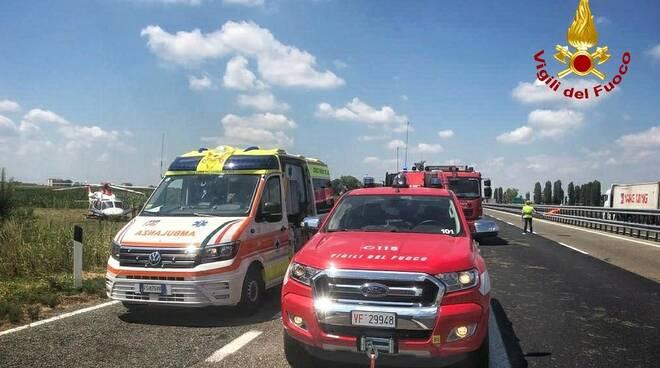 incidente a21 san paolo solbrito 27072020