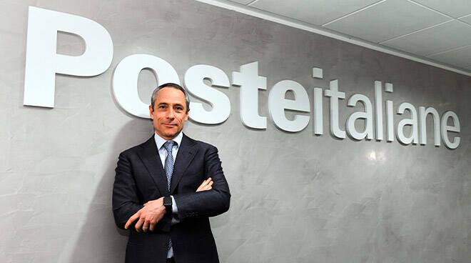 Matteo Del Ponte - A.D. Poste Italiane
