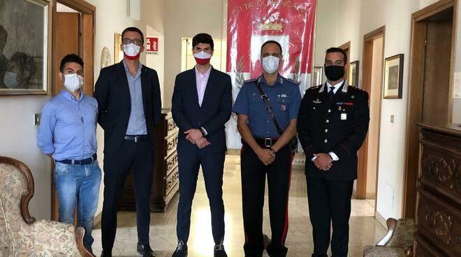 nuovo comandante stazione carabinieri moncalvo