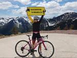 Paola Gianotti li inaugurerà nel suo personale tour in bicicletta