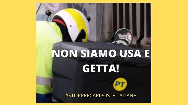 precari poste italiani