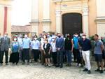 Provincia di Asti, i Giovani Amministratori visitano Mombaldone e il suo territorio