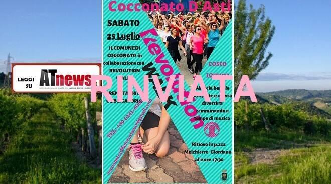 rinvio revolution walk