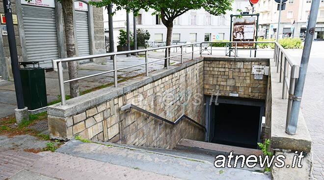 Sottopassaggio Arcobaleno Stazione di Asti