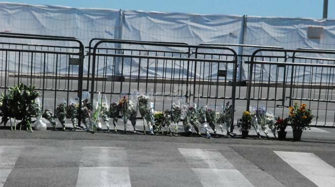 strage di nizza commemorazione vittime foto riviera24