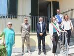 Villafranca d'Asti, inaugurato il Gruppo Appartamento Mamma Bambino