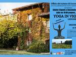 yoga in vigna 8 agosto