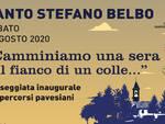 A Santo Stefano Belbo, una passeggiata per inaugurare i percorsi pavesiani