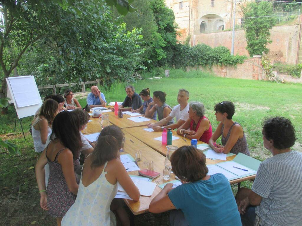 """Alla Casa Scout di Sessant d'Asti tre giornate sul tema di """"Educarsi alla libertà"""""""