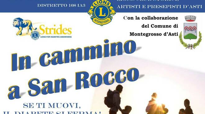 Camminata Lions Montegrosso 16082020