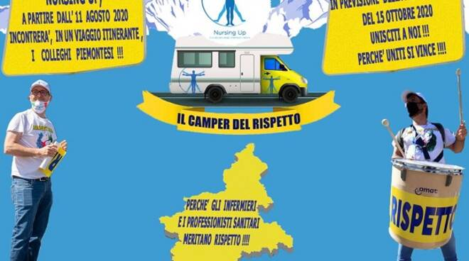 camper del rispetto nursing up