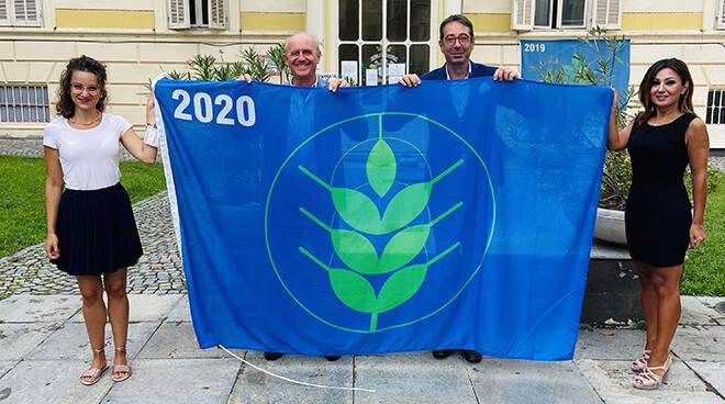 "Canelli riceve il riconoscimento ""Spighe Verdi 2020"""