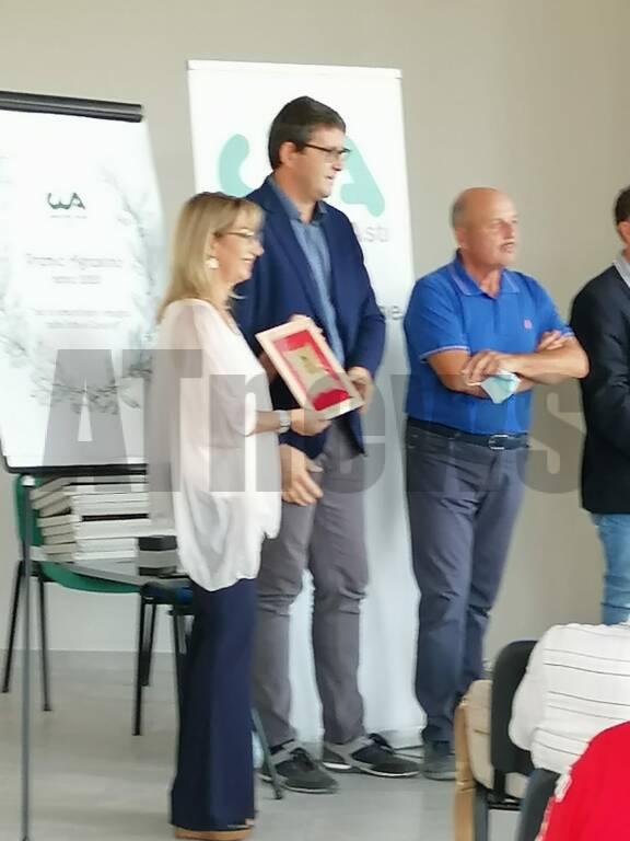 Cia Asti: consegnato il premio Agrestino 2020 a chi si è distinto nella lotta contro il Covid