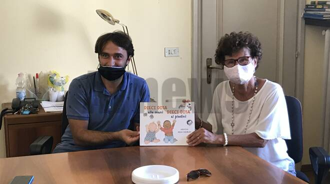 Nizza: ottimo riscontro per i centri estivi e un libro in regalo per i bambini nati nel 2019