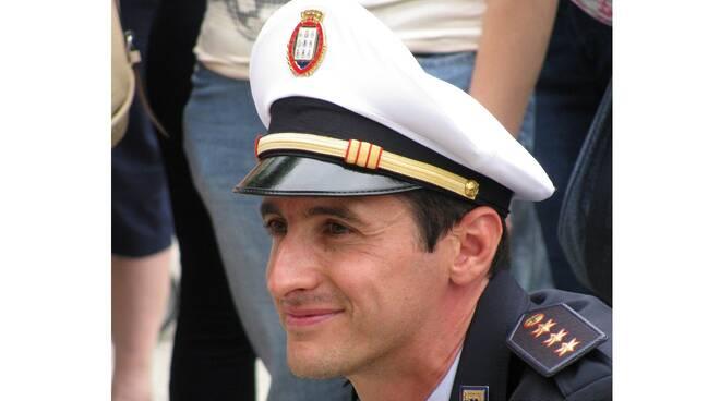 eusebio gamba comandante polizia municipale san damiano