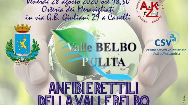 evento 28 agosto valle belbo pulita