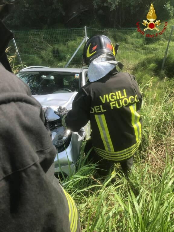 incidente in a21
