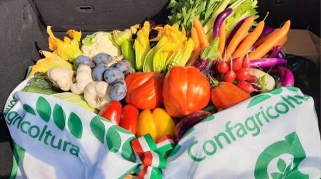 """Anche Confagricoltura Asti presente alla Festa del """"Grazie"""""""