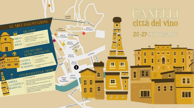 Canelli Città del Vino, tre giorni di degustazioni, enogastronomia, arte e tradizioni