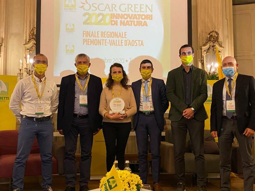 Coldiretti Piemonte, Oscar Green 2020: sul podio anche un'azienda astigiana