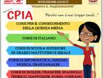 CPIA Asti, continuano le iscrizioni per tutto il mese di settembre