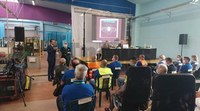 Evento dedicato ad Adriano Olivetto al Mollificio Astigiano di Belveglio