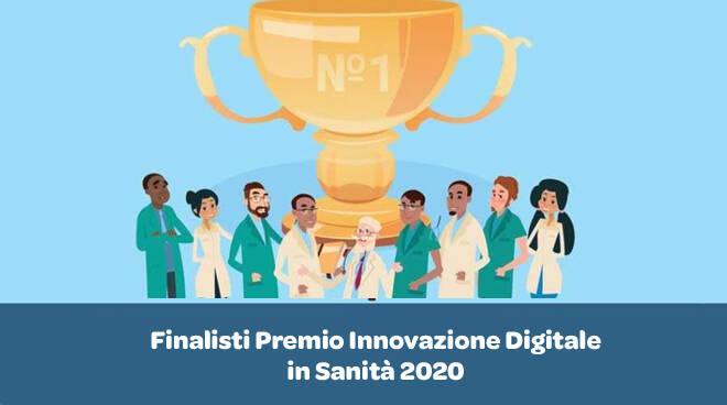 finalisti al Premio Innovazione Digitale in Sanità del Politecnico di Milano