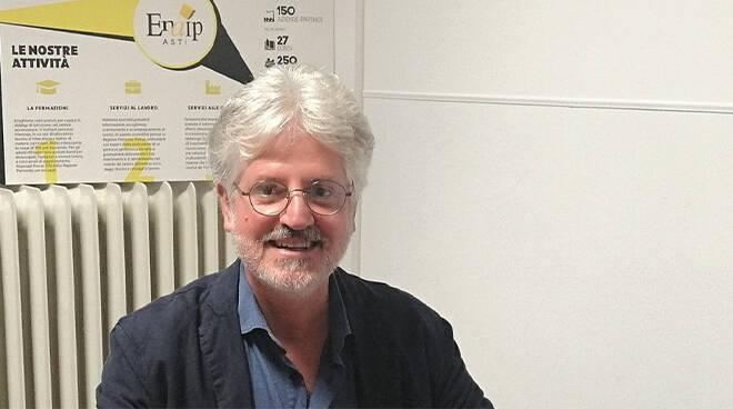 Giovanni MIglietta, Direttore del centro servizi formativi Enaip Asti