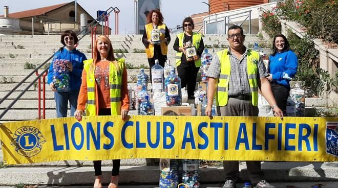 Il Lions Club Asti Alfieri a sostegno della casa di Accoglienza la Madonnina di Candiolo