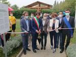 Inaugurazione giardino dei giusti Nizza