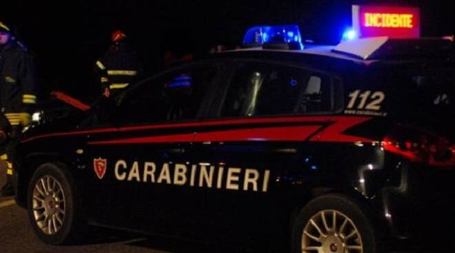 incidente carabinieri repertorio