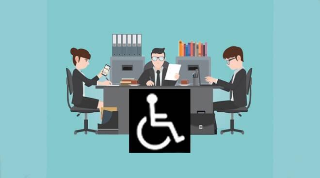 lavoro per disabili