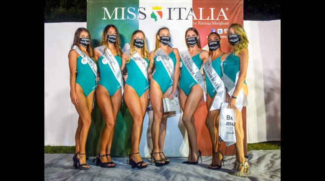 Miss Italia Eleonora gabrieli