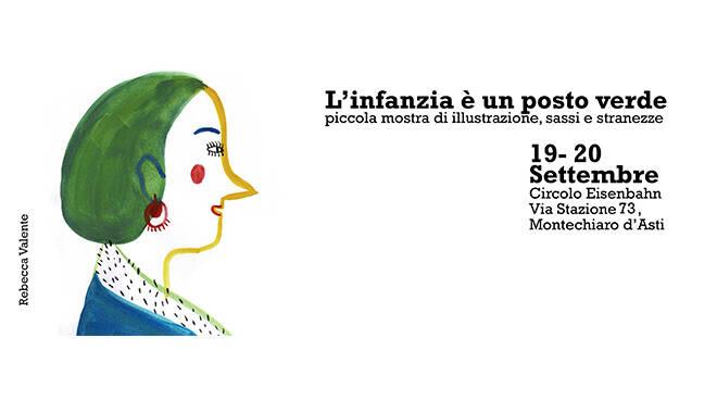 Montechiaro continua la mostra personale di Rebecca Valente