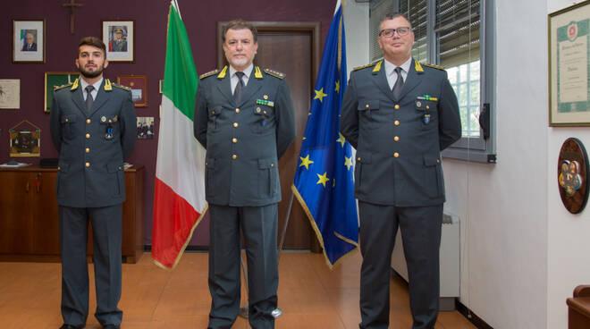 nuovi ufficiali guardia finanza asti