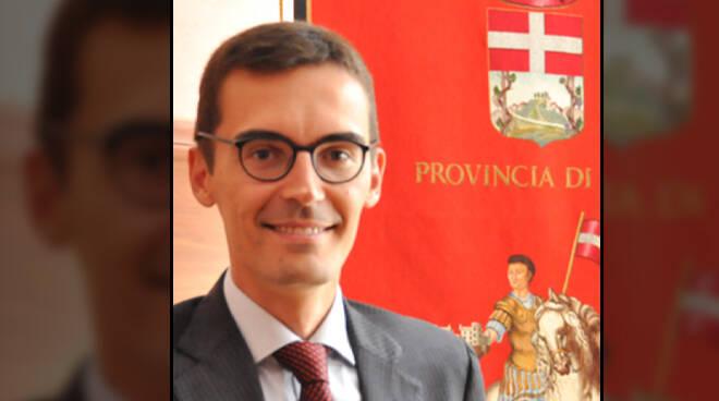 Paolo Lanfranco, Presidente Provincia di Asti