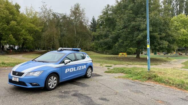 polizia repertorio scippi in serie