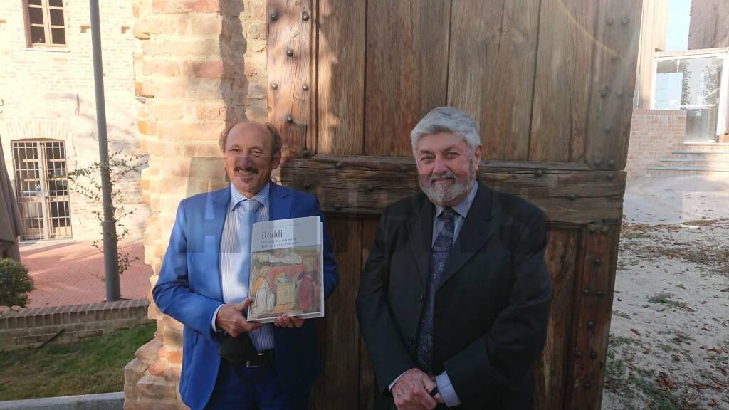 Presentazione libro Roddi. Storia di una comunità dalle origini al Settecento