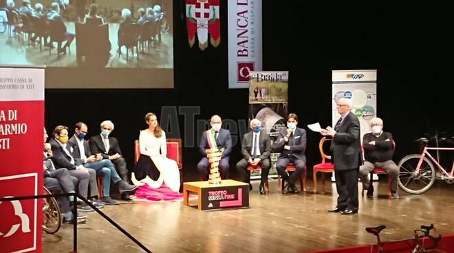 Presentazione tappa 19 Giro d'italia