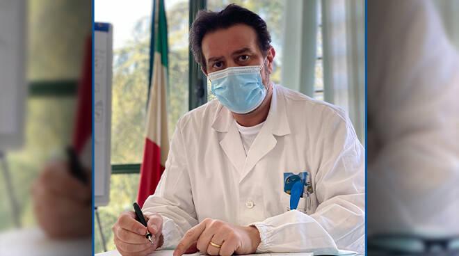 Prof. Nardi, presidente del congresso e candidato alla Presidenza Nazionale ANMCO