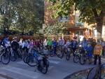 Scuola Parini alla domenica senza auto