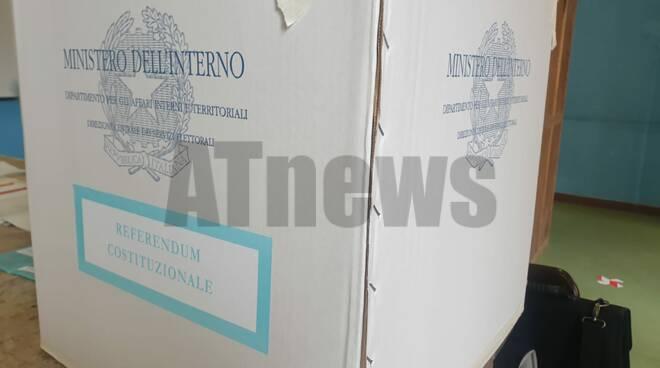 Votazioni repertorio urne referendum seggi Asti