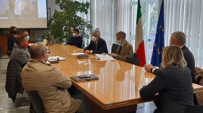 accordo sindacati officine cornaglia firma prefettura asti