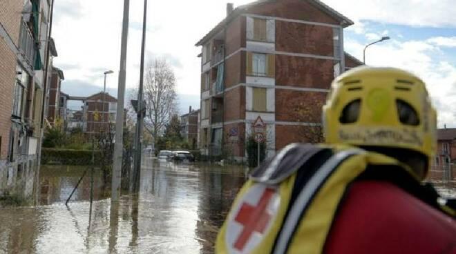 alluvione 2020 Piemonte